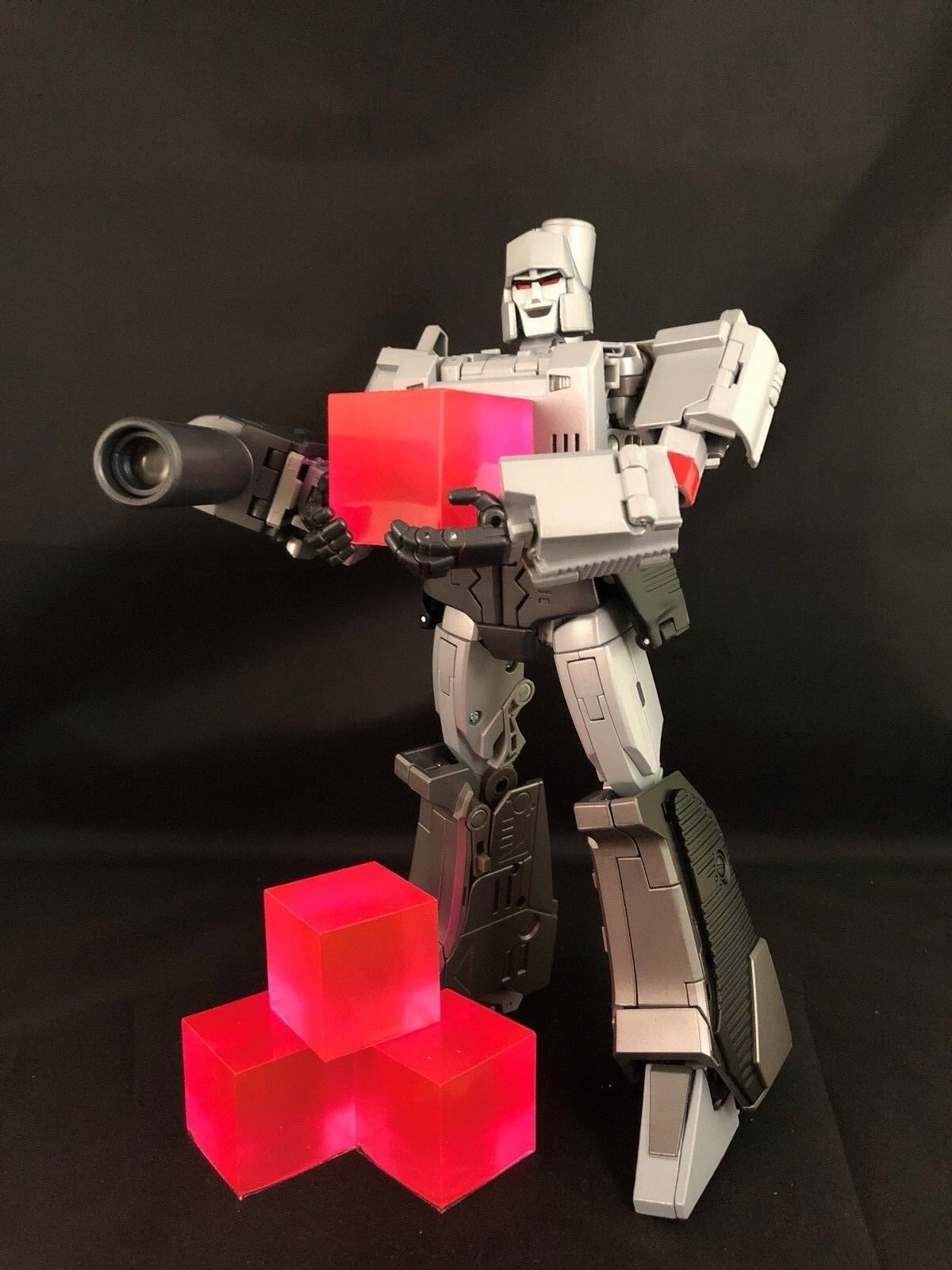 Transformers OVERSIZED MP Scale Energon Cubes for Masterpiece, Leader, and OS