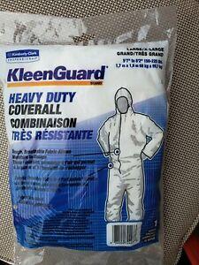 Kimberly-Clark KleenGuard bunny Sz XX-Large Protective Suit Hooded