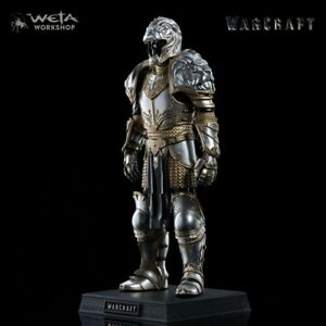 Weta Collectibles Warcraft Statue 1 6 Armor Of King