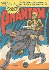 THE-PHANTOM-COMIC-909-VERY-FINE-FREW