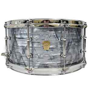 Ludwig-Classic-Maple-14x6-5in-Snare-W-Tube-Lugs-Sky-Blue-Pearl