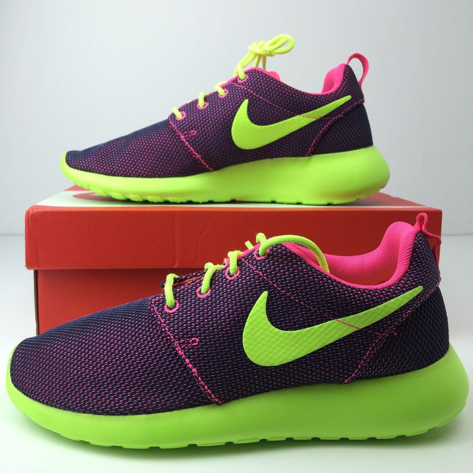 Nike Rosherun para correr roshe formadores Para Mujer Chicas zapatos Reino Unido 4