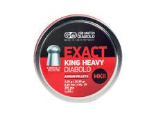 JSB Match Diabolo Exact King MK II.25 Cal 33.95 Gr 300 Count