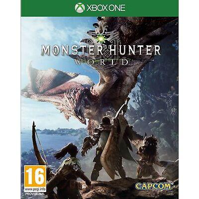 Monster Hunter World XB1