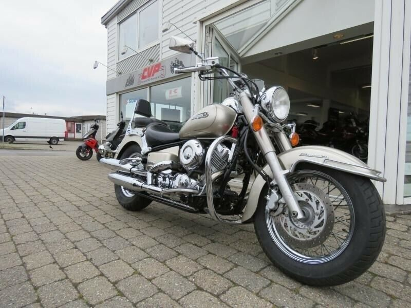 Yamaha, XVS 650 Drag Star Classic, ccm 649