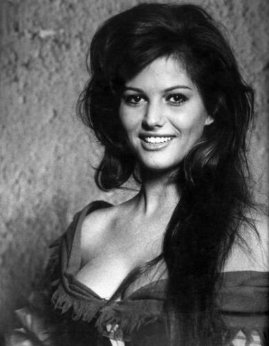 "CLAUDIA CARDINALE 8/"" X 10/"" glossy photo reprint"