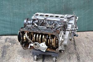 mk5 vw eos r32 3 2l vr6 engine long block cylinder head motor 88k miles oem 2008 ebay. Black Bedroom Furniture Sets. Home Design Ideas