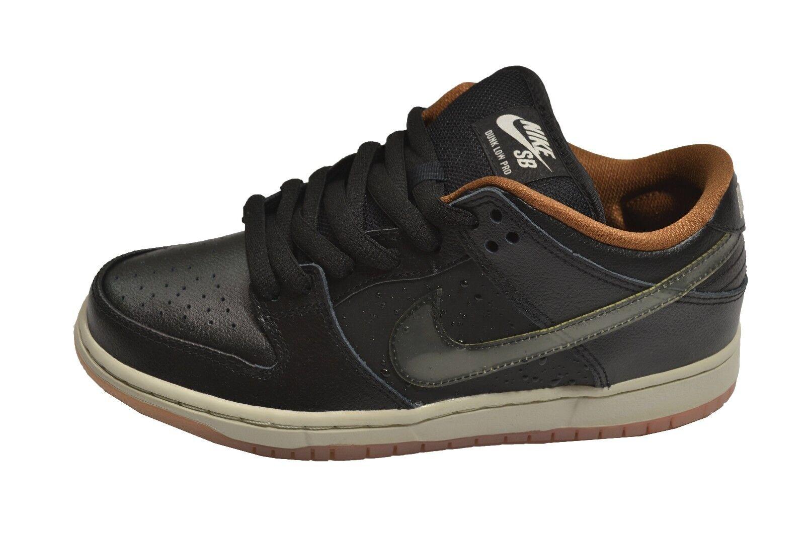 Nike DUNK LOW PREMIUM SB QS negro Light Clear Light negro Bone Discounted (313) Hombre Zapatos 6ad94b