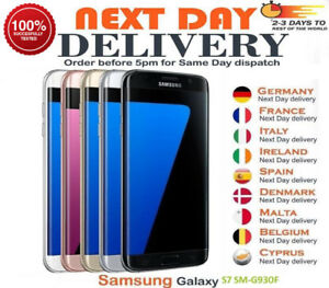 Samsung-Galaxy-S7-SM-G930F-32GB-64GB-Unlocked-Smartphone-Various-Colours-Grade
