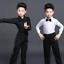 Boys-Dance-Shirt-Pants-Youth-Ballroom-Salsa-Samba-Smooth-Latin-Tango-Garment-Set thumbnail 1