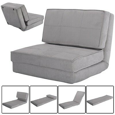 Super Fold Down Chair Flip Out Lounger Convertible Sleeper Bed Couch Dorm Guest New Ebay Alphanode Cool Chair Designs And Ideas Alphanodeonline