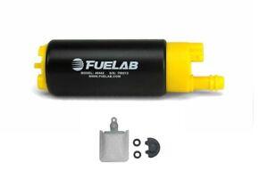 FUELAB-340LPH-E85-InTank-Fuel-Pump-Kit-for-Mitsubishi-EVO-Evolution-49442