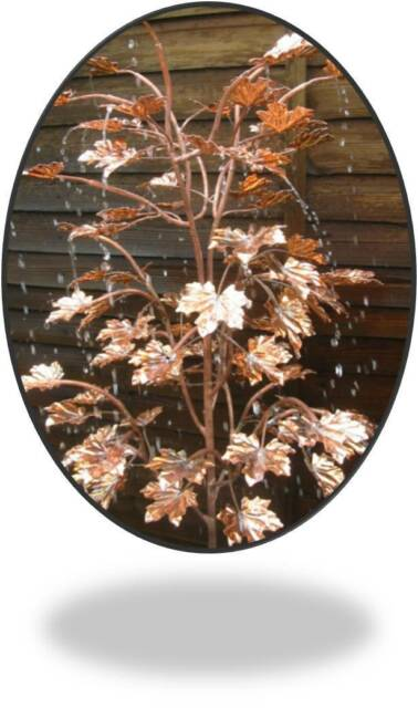 Copper Acer Tree Water Feature (Medium)