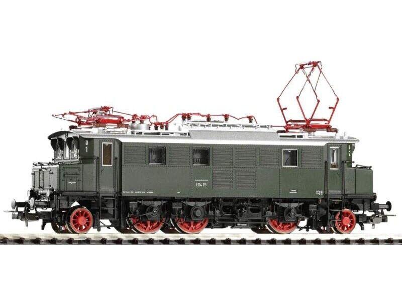 Piko 51207 e-Lok br e 04 corriente alterna versión, época III, pista h0