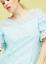 Lane-Bryant-Ruffle-Sleeve-Lace-Swing-Dress-Womens-Plus-16-20-22-Iced-Aqua-1x-2x thumbnail 2
