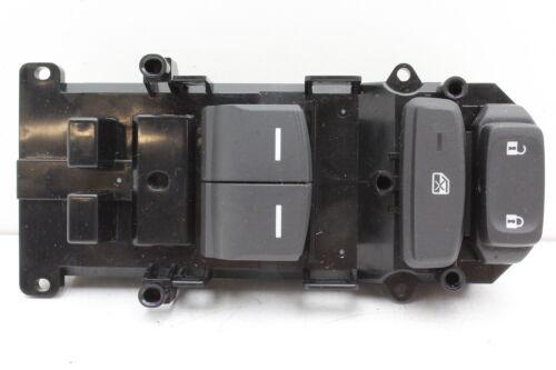 2016 HONDA CIVIC COUPE DRIVER SIDE LEFT MASTER WINDOW SWITCH OEM TM4894