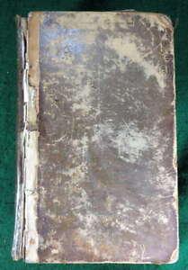 Wesleyan-Methodist-Magazine-pour-1840-HC-Relie-Livre-Vintage-360