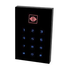 Weatherproof RFID Access system Keypad lock Door opener Access control