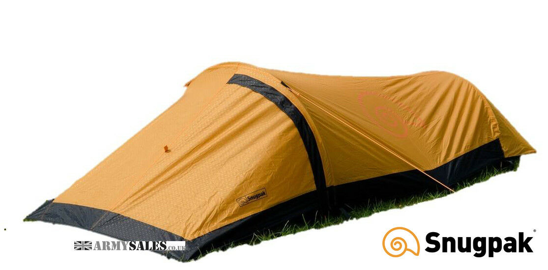 Snugpak Journey Solo  Single Person Bivvi Tent  great selection & quick delivery