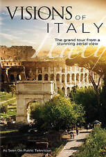 Visions of Italy (DVD, 2016)