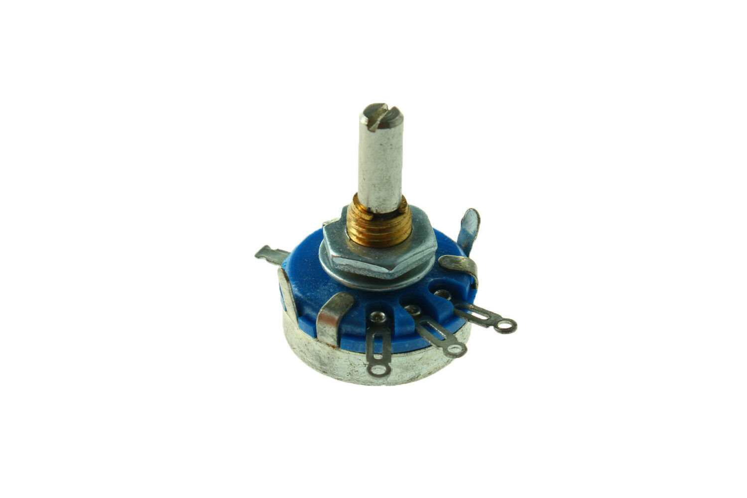 1pcs WH5-1A 22K Ohm 4mm Shaft 3 Terminal Linear Taper Rotary Potentiometer