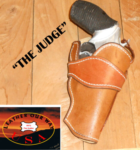 linned Taurus Judge Tan