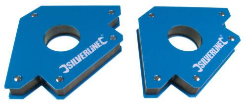 Schweißpositionierer magnetico Brasatura Saldatura 125mm 20kg 45 ° 90 ° 135 °