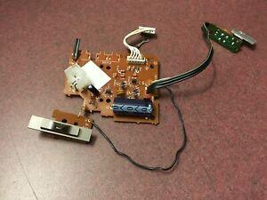 Technics-SL-DD22-Turntable-Parts-Circuit-Board