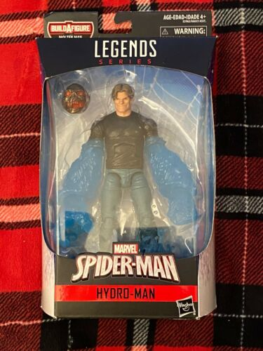 Marvel Spider-Man Legends Series 6-Inch Hydro-Man Collectible Figure
