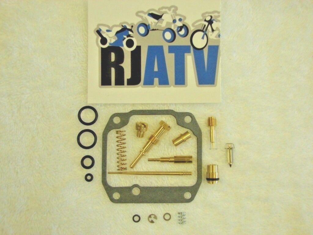 NEW Carb Carburetor Repair Kit For Suzuki LT160E 89-92 LTF160 91-98 03-208