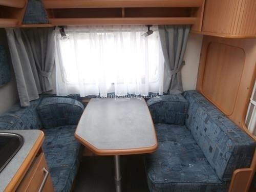 T.E.C. Travel King 390 Htf Pris Kr. 49.900,-*, 2004, kg