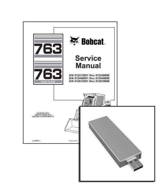 bobcat 763 manual free