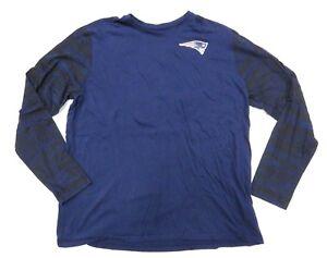 58f2143e Nike NFL New England Patriots Football Long Sleeve Shirt Adult Size ...