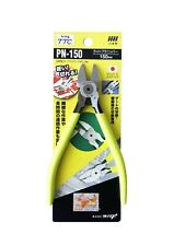 "FUJIYA 5.9/"" Wire cutter PP60-150 Round blade ProTech Nippers Japan with Tracking"