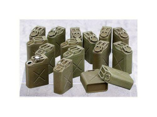Asuka 1//35 US Jerry Can Set 35-L14 Tasca