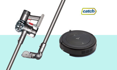 Up to 60% off Dyson & More