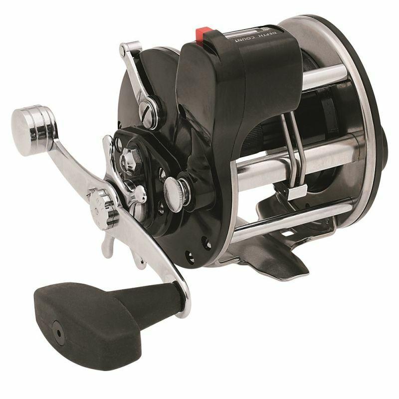 1152038 Penn Mulinello Traina con contametri drifting tuna gree gioco CASG
