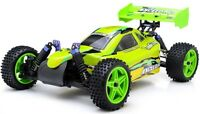 1/10 Scale 2.4ghz Exceed Rc Electric Sunfire Rtr Off Road Buggy Brushed Green