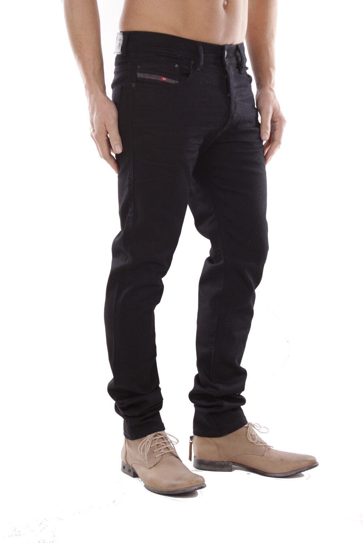 Diesel Tepphar Tepphar Tepphar 0RF84 Herren Jeans Hose Slim Carrot   Shopping Online    Shopping Online  37a6b0
