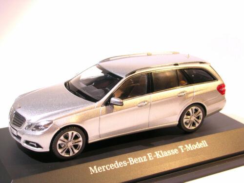 T-modell W212 de  au 1//43 de Schuco Benz Classe E break tourer Mercedes