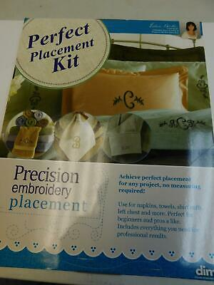 2nd Edition by Designs in Machine Embroidery The Perfect Placement Kit