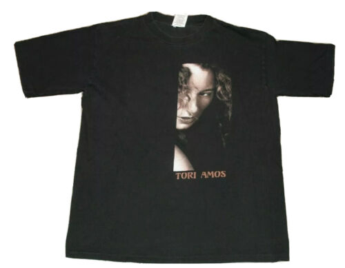 Vintage 1996 Tori Amos Dew Drop Inn Tour Shirt Siz