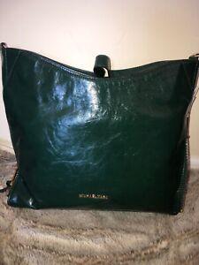 136e200d8552c1 New Michael Kors Devon Large Shoulder Tote Bag Purse Racing Green ...