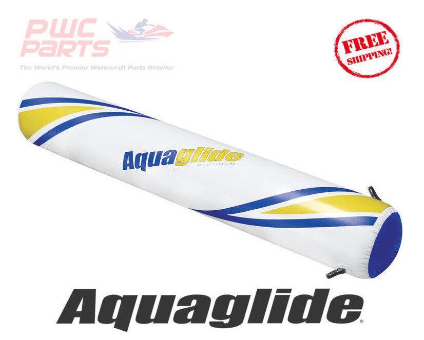 AQUAGLIDE Ilog Aqua Park Jugar Station flotador piscina lago de diapositivas de juguete I-log 58-5209213