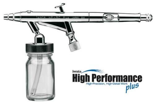 ANEST IWATA MEDEA HP-BC1P AirBrush HI Performance Plus 0.3mm 22cc HPBCP CAMPBELL