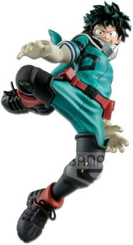 *NEW* My Hero Academia Izuku Midoriya King of Artist PVC Figure