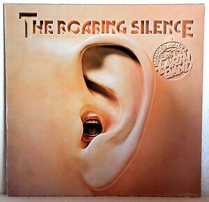 12-034-Vinyle-Manfred-Mann-039-s-Earthband-The-ROARING-SILENCE