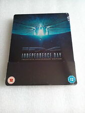 Independence Day ID4 Zavvi Exclusive Steelbook *Brand New Sealed*