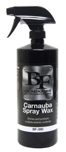BLACKFIRE Pro Detailer's Choice Carnauba Spray Wax 32 oz. BF-390