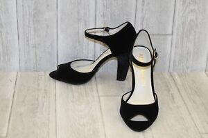 Anne-Klein-Henrika-Heels-Women-039-s-Size-8-5M-Black